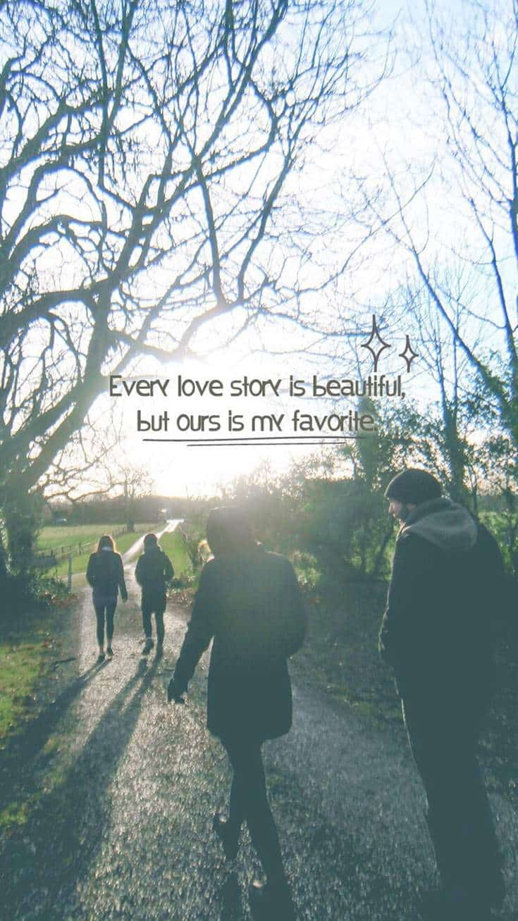 Love Story | Covetboard Quotes