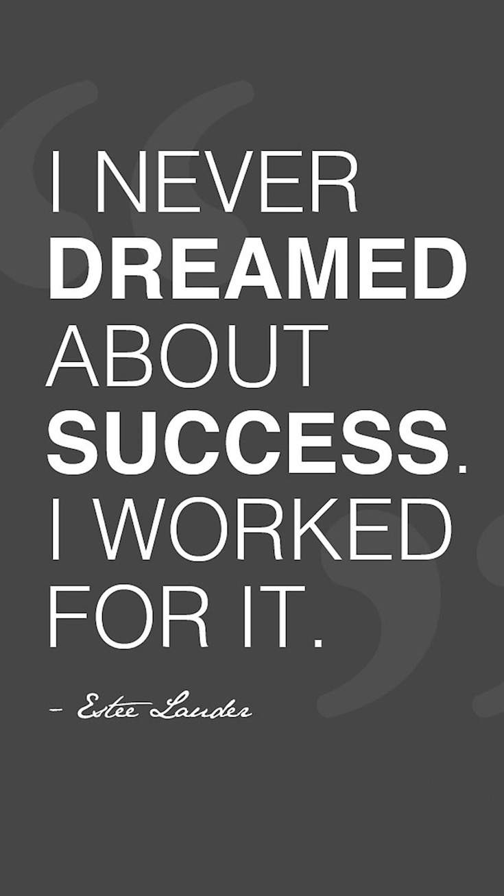 Work For It | Covetboard Quotes