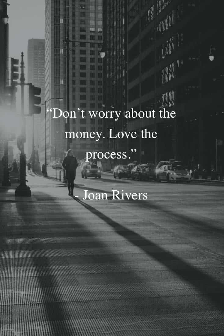 Love The Process | Covetboard Quotes