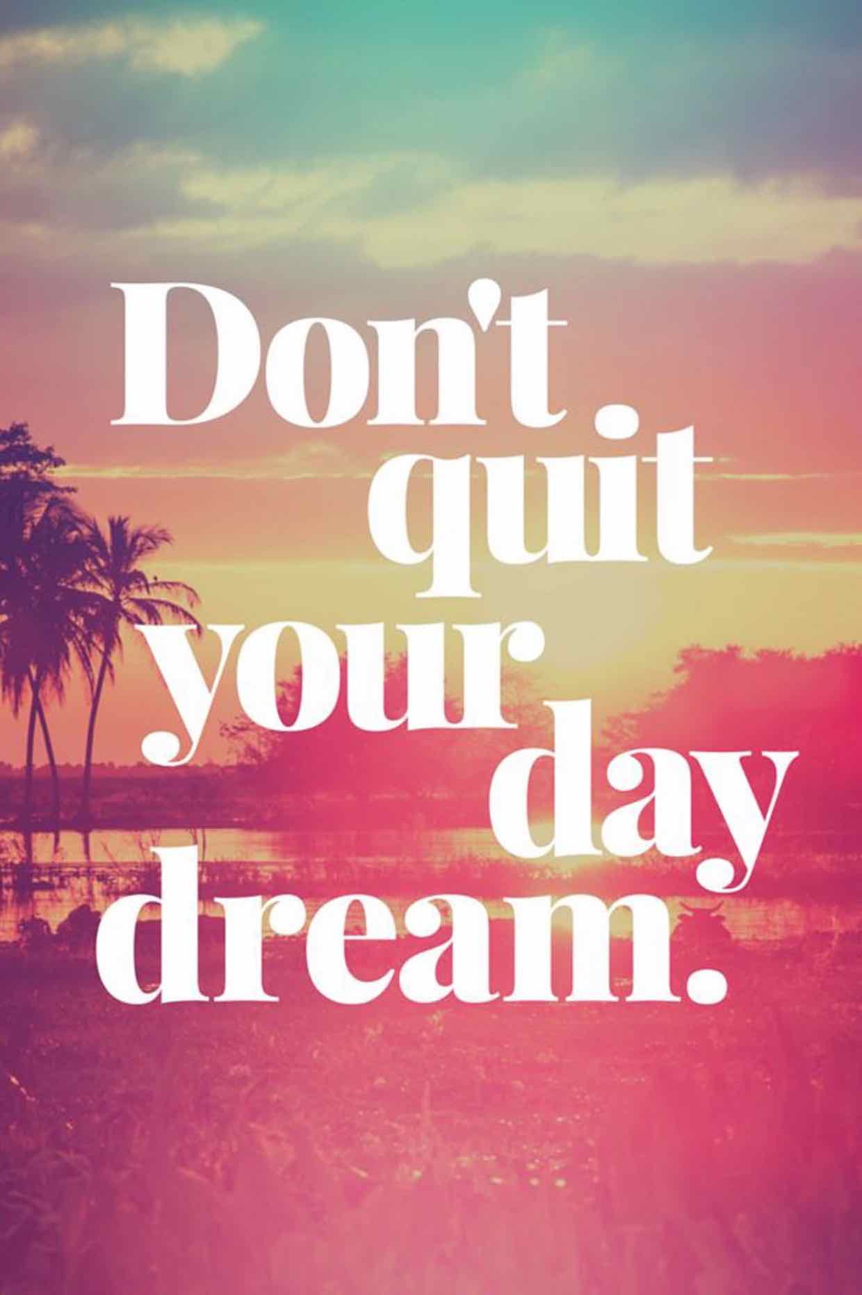 Don't Quit | Covetboard Quotes