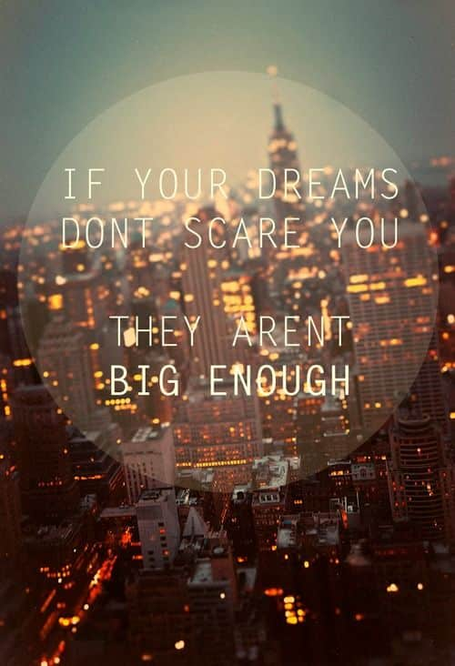 Dream Big | Covetboard Quotes