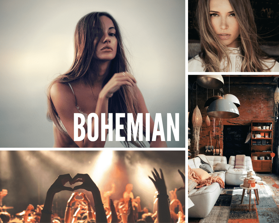 Bohemian Lifestyle on Covetboard