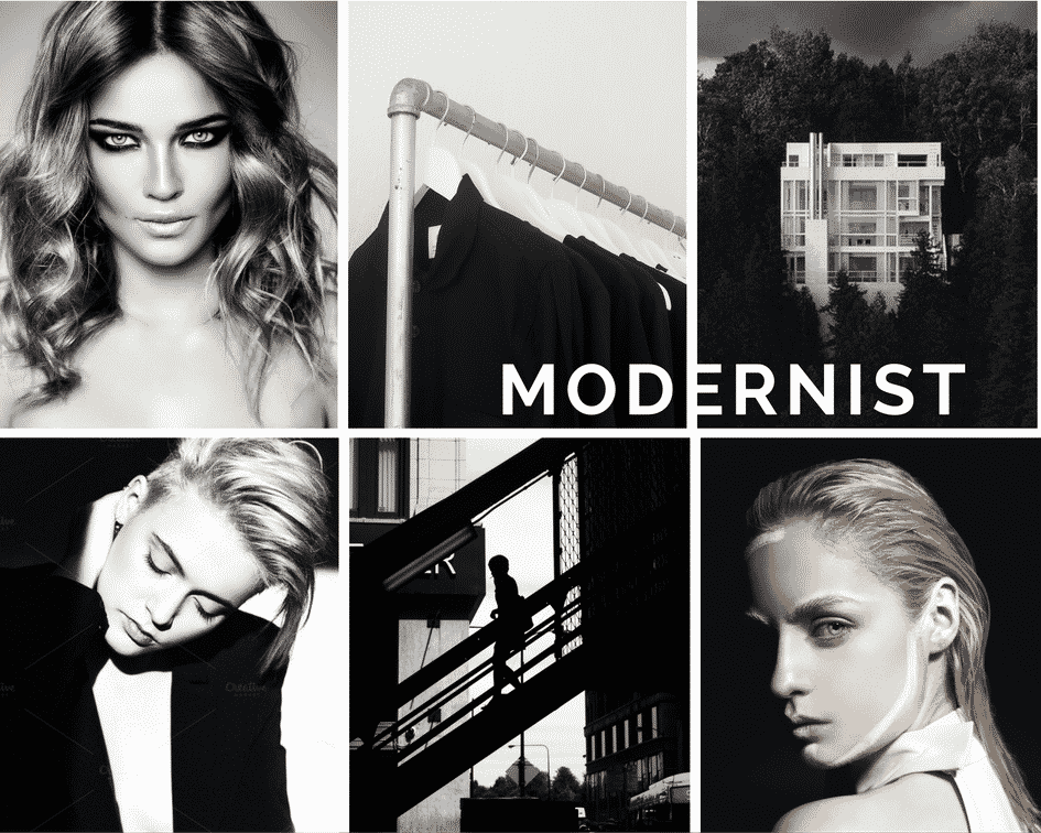 Modernist Lifestyle on Covetboard