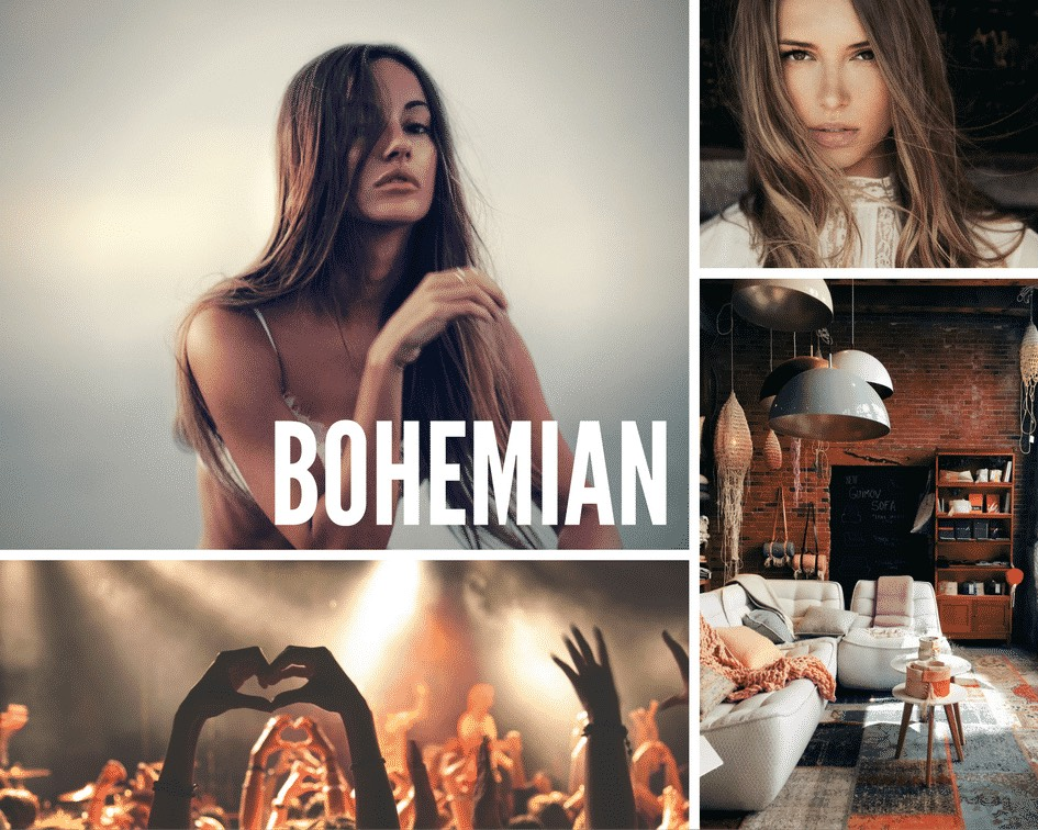 Bohemian Fashion Lifestyle on Covetboard