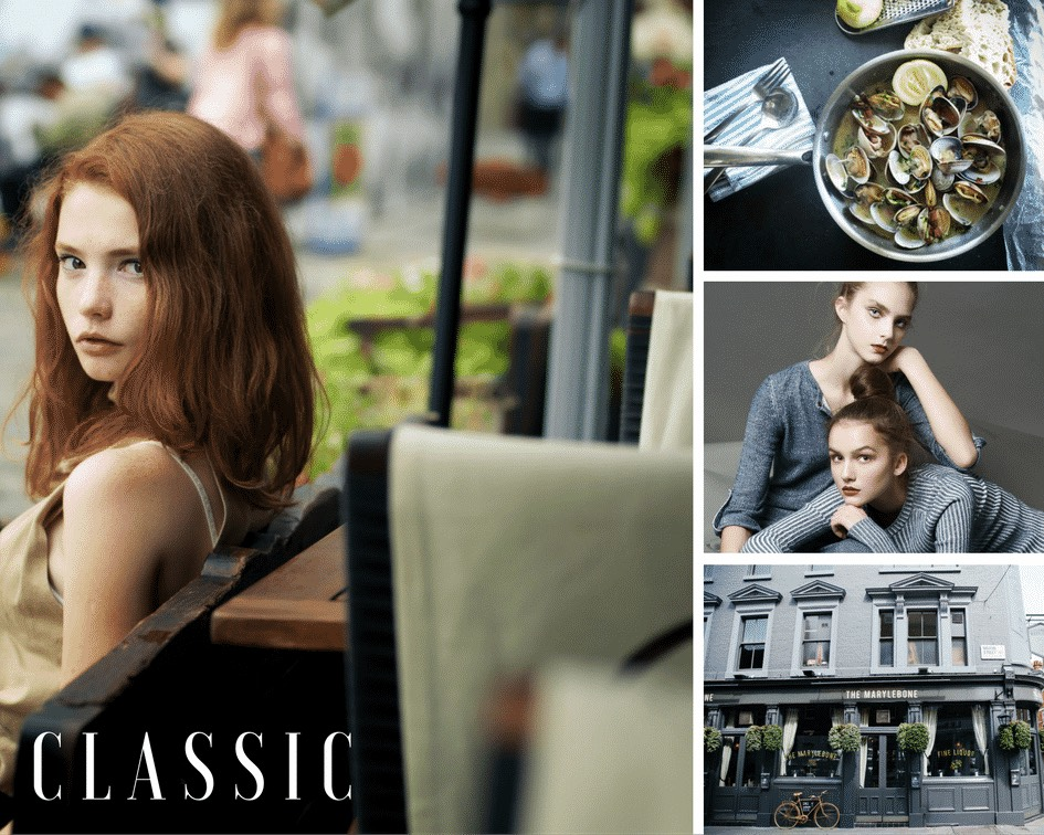 Classic Fashion Lifestyle on Covetboard