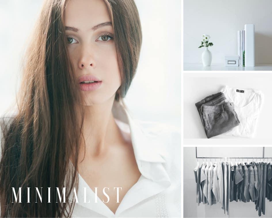 Minimalist Fashion Lifestle on Covetboard