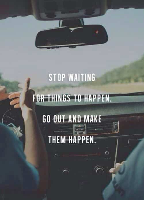 Make Them Happen | Covetboard Quotes