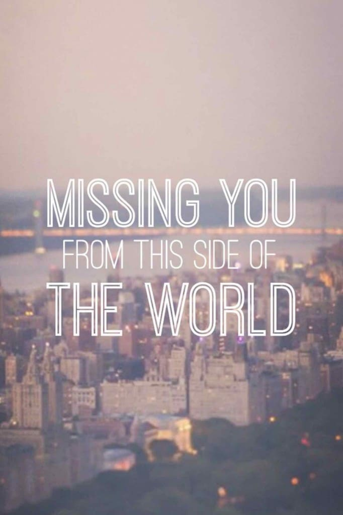 Missing You | Covetboard Quotes