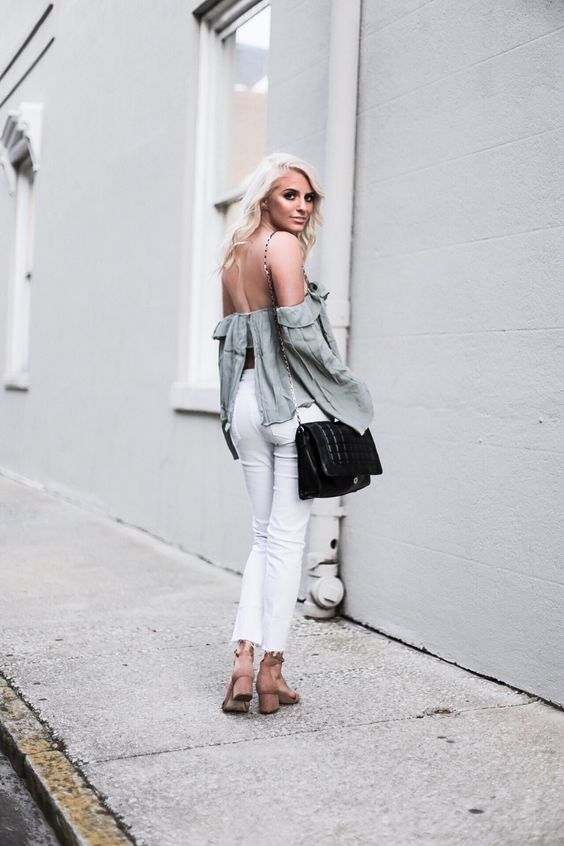 Ruffle Off the Shoulder Blouse | Nordstrom | Covetboard