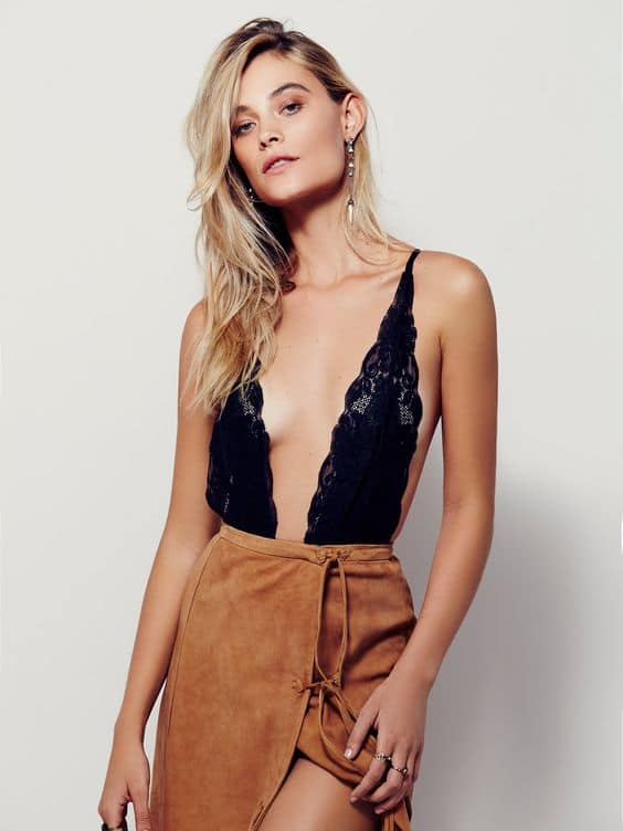 Comin' In Haht Bodysuit | Free People | Covetboard